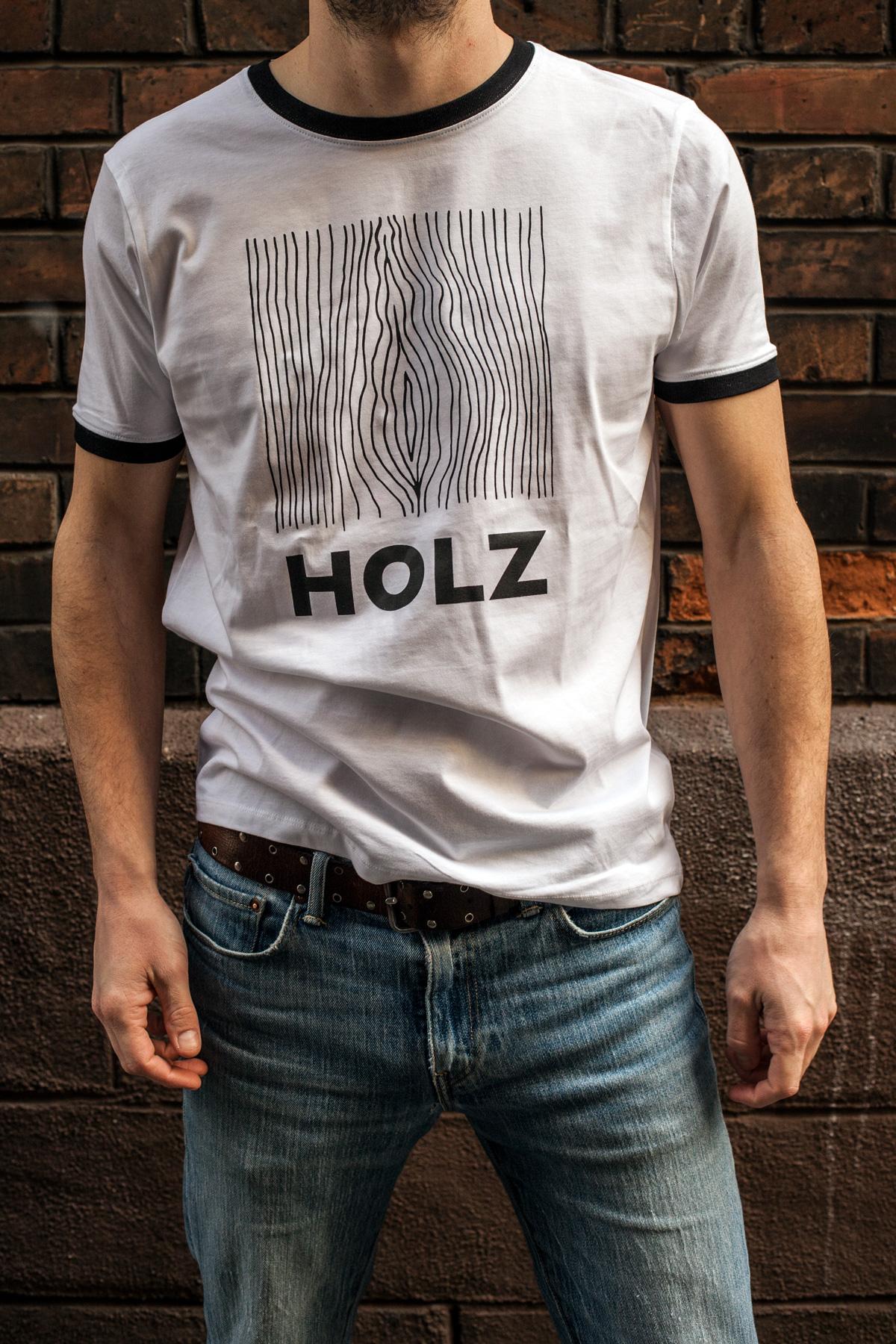HOLZ Original T-Shirt Ringer