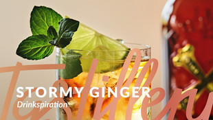 STORMY GINGER