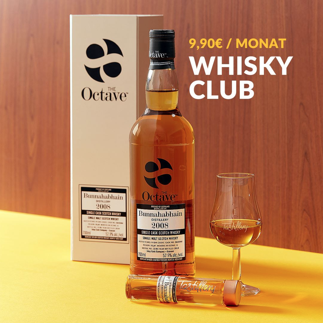 Tastillery The Octave Scotch Whisky
