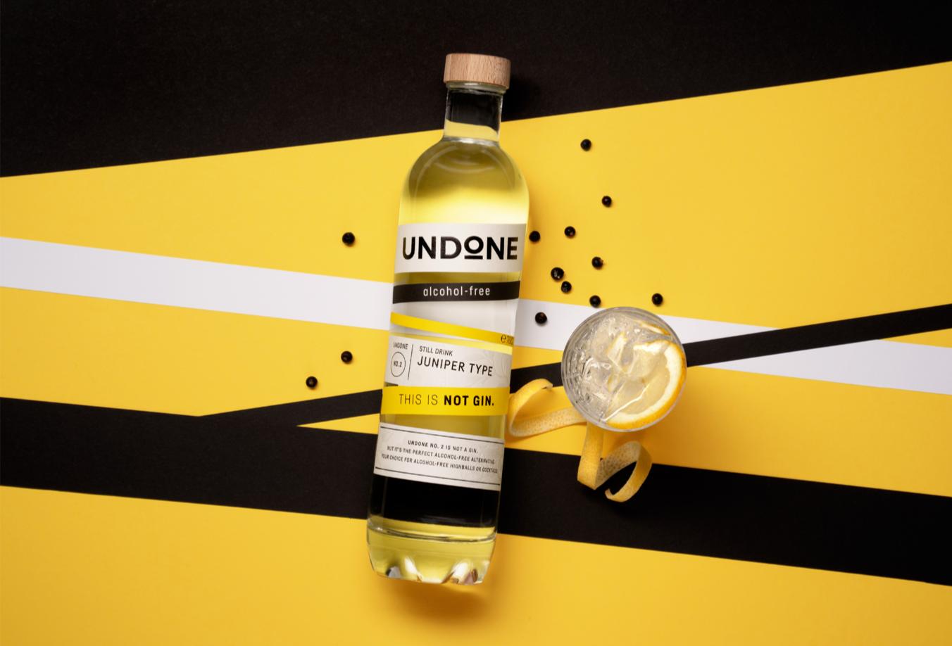 Undone Not Gin