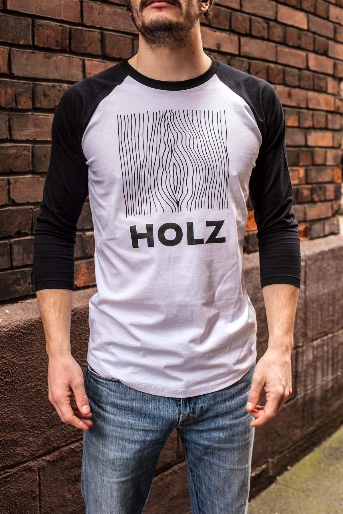 HOLZ Original Baseball Shirt 2