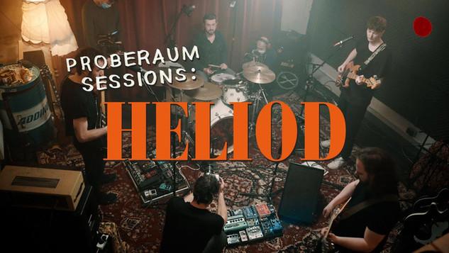 PROBERAUM SESSIONS: HELIOD