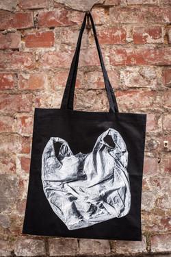 HOLZ Plastic Bag Black