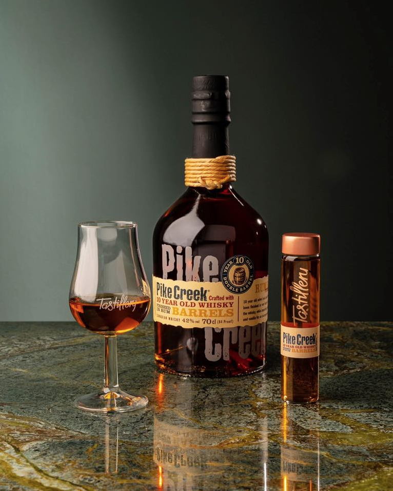 Tastillery Pike Creek Whisky