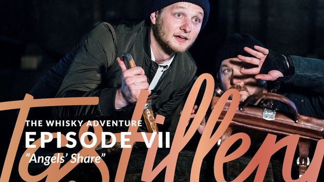 THE WHISKY ADVENTURE EP VII