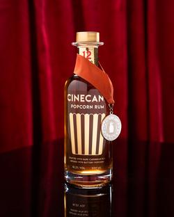 Tastillery Cinecane Rum Award