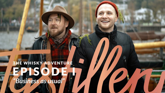 THE WHISKY ADVENTURE EP I