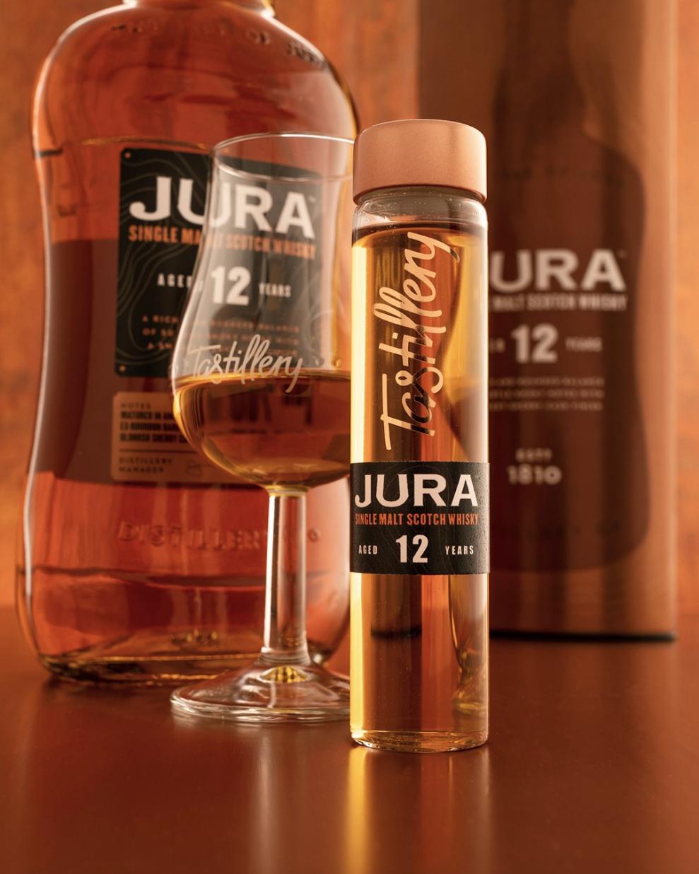 Tastillery Jura Whisky