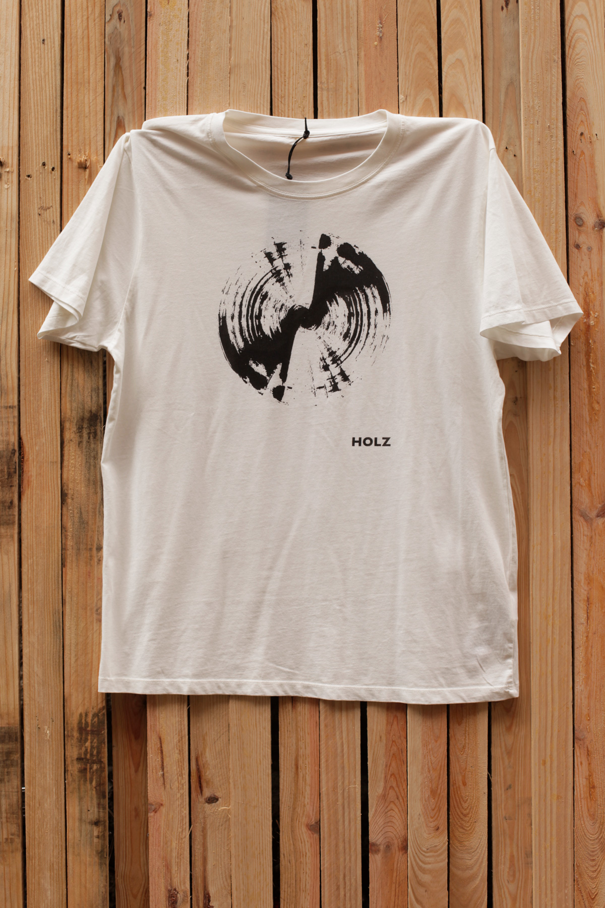 HOLZ T-Shirt Radar White