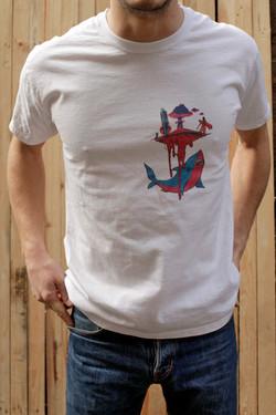 HOLZ T-Shirt Apocalypse Cow