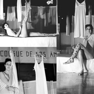 """Performance """"Couture décousue de nos âme"""