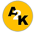 Logo A2K amarillo .png