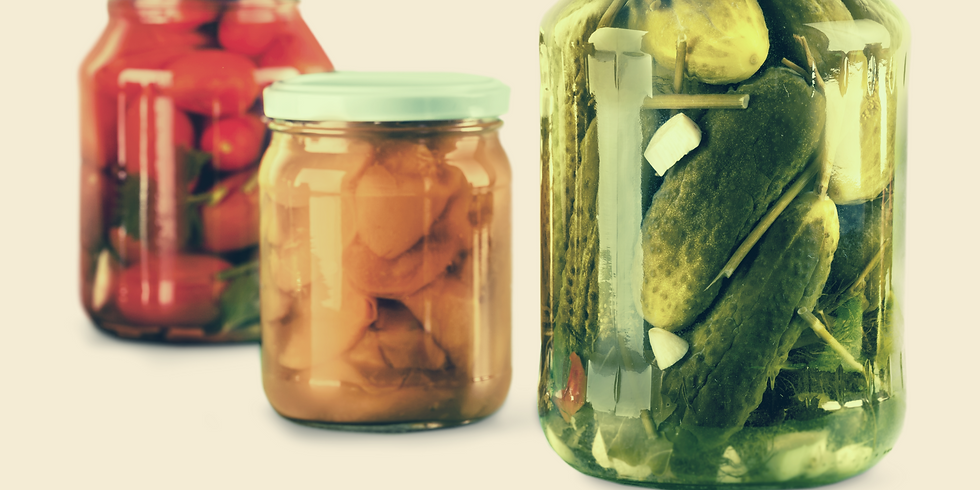 Of Course I Can: Preserving the Summer Bounty