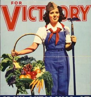 Start your own Victory Garden