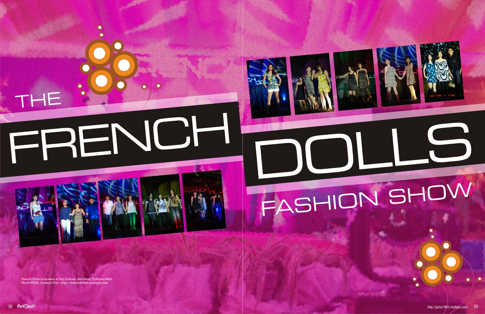 french dolls cover