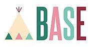 Base パール ビジュー 手帳型 スマホケース