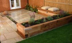 New Build Garden