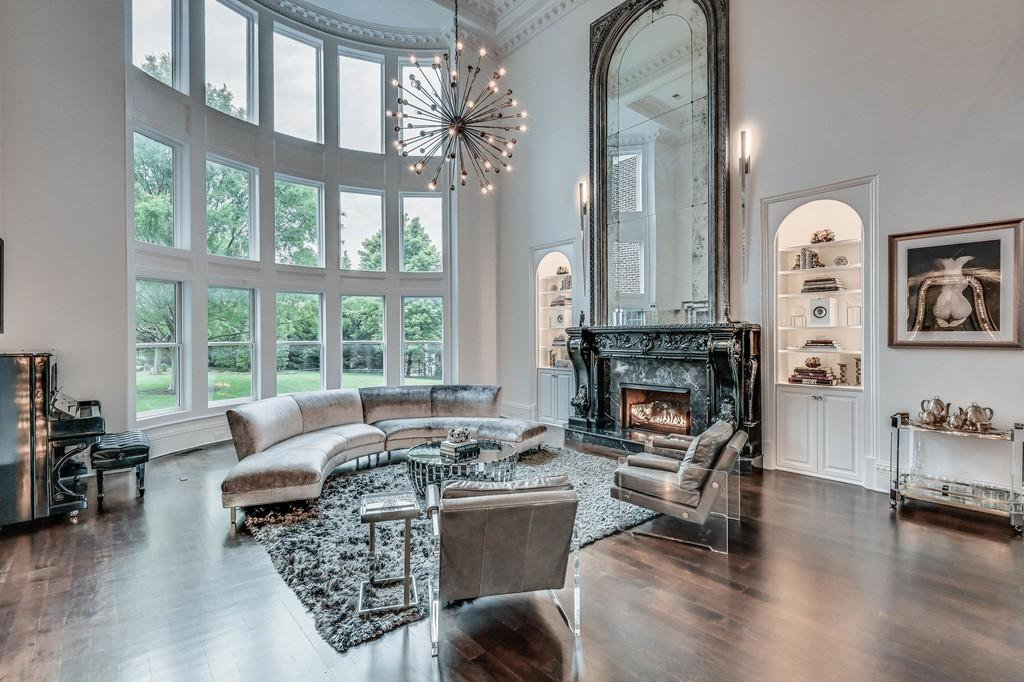 Modern conservatory renovation