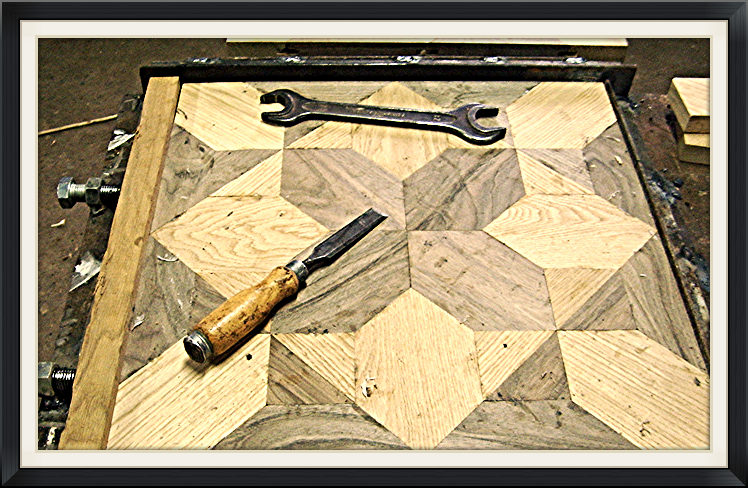 Hand Made Parquet Traditional