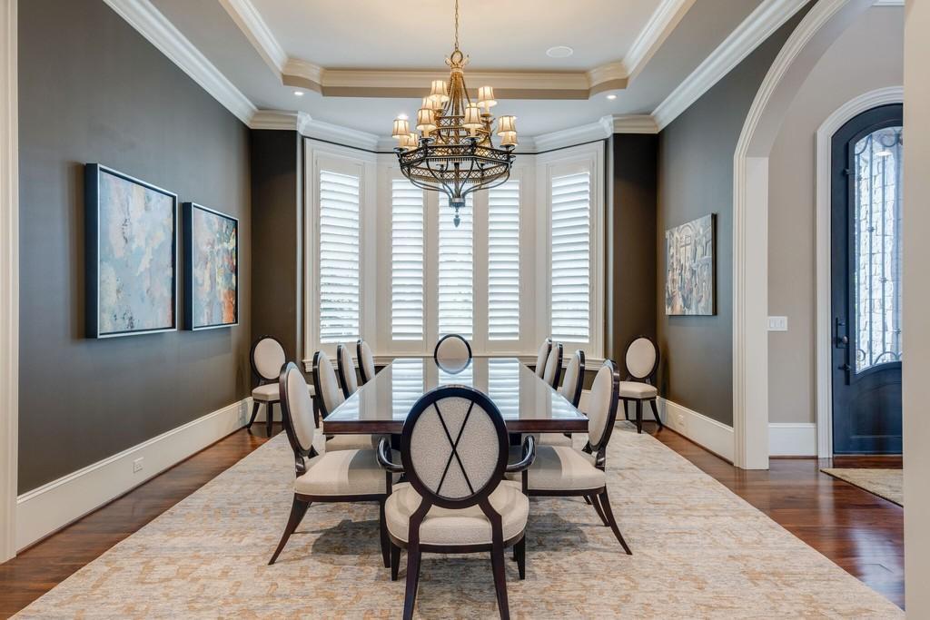 Modern Dining Room Renovation