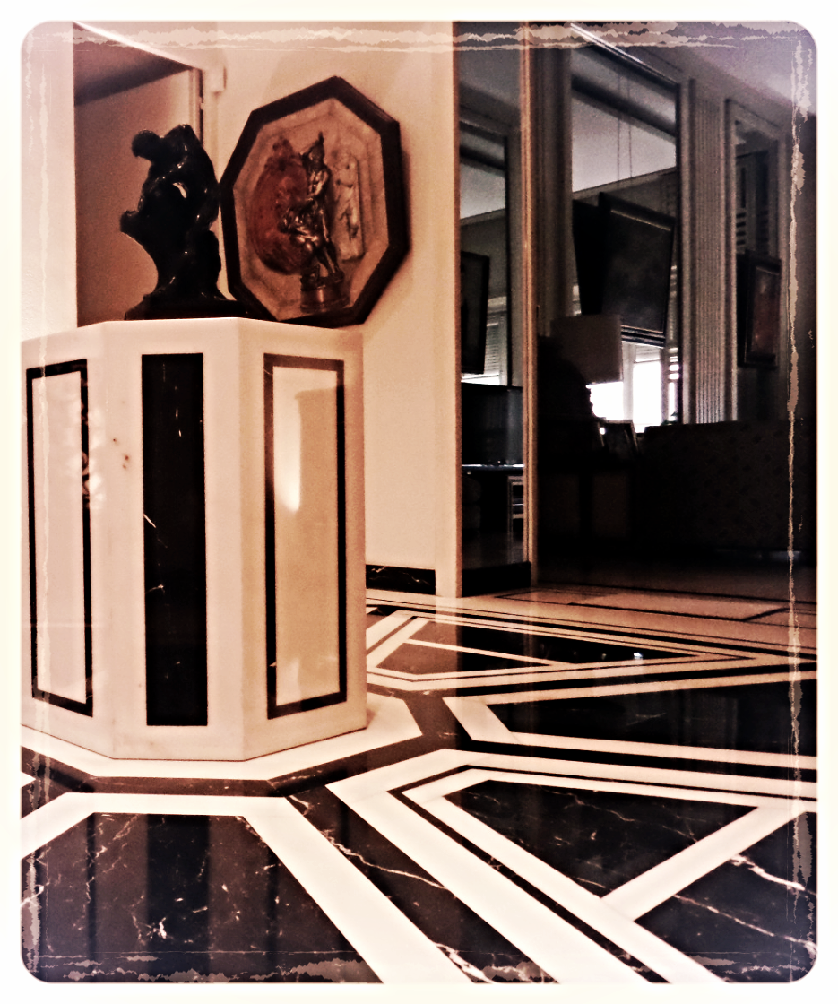 Marble Entrance Hall