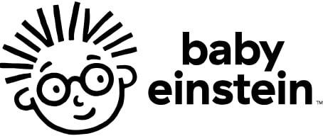 Logo da marca Baby Einstein