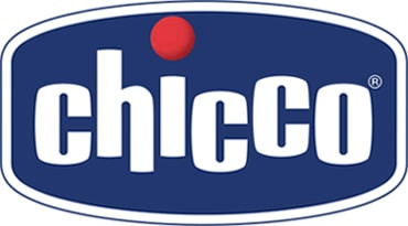 Logo da marca Chicco