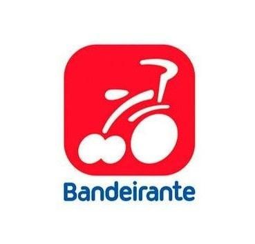 Logo da marca Bandeirante