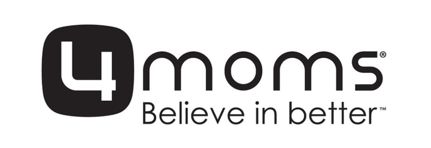 Logo da marca 4moms