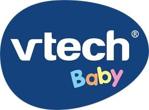 Logo da marca Vtech-Baby