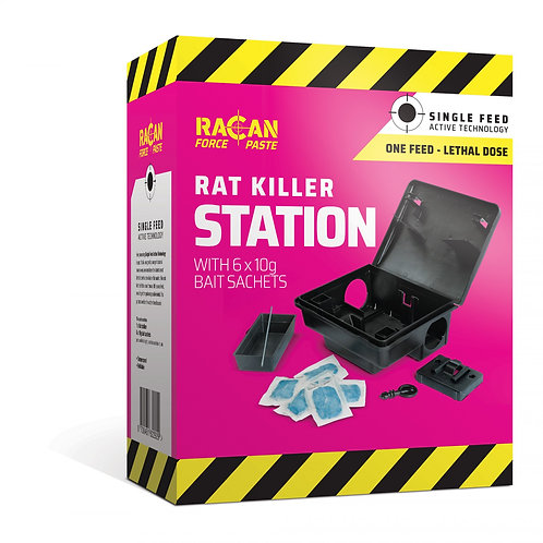 Racan Force Paste Rat Station