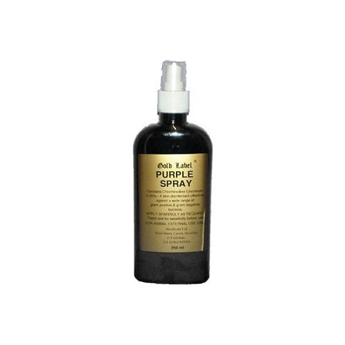 Gold Label Puprle Spray