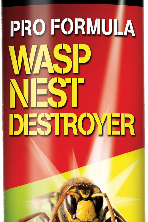 Insecto Pro Formula Wasp Nest Destroyer Foam