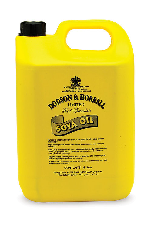 D&H Soya Oil