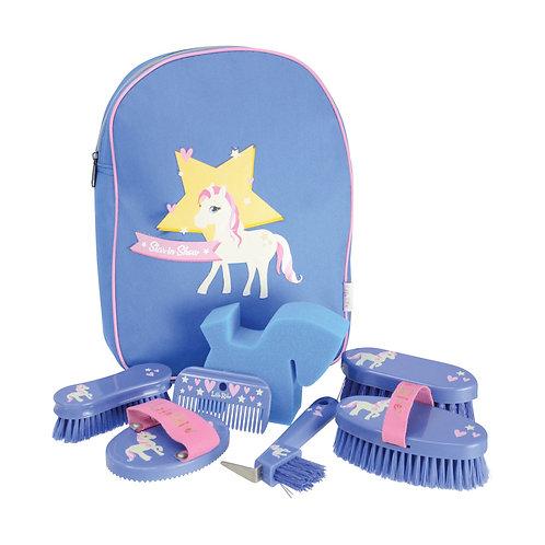 Little Rider Little Show Pony Complete Grooming Kit Rucksack