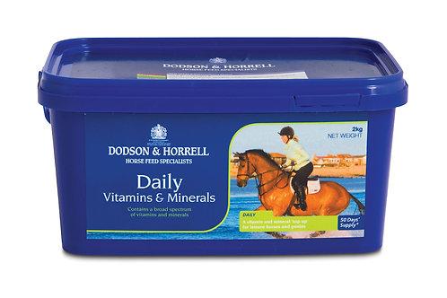 D&H Daily Vitamins & Minerals
