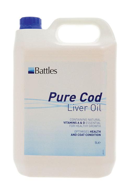 Battles Cod Liver Oil