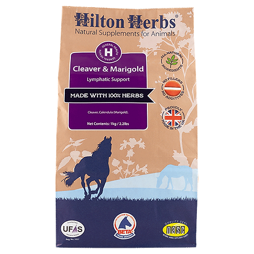 Hilton Herbs Cleavers & Marigold