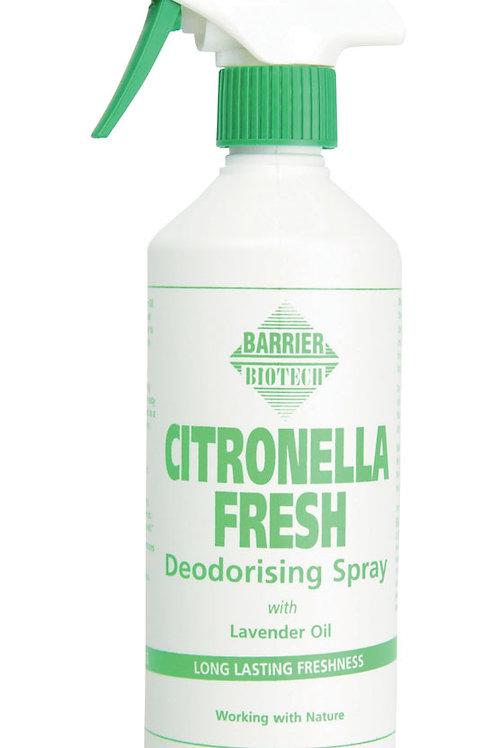 Barrier Citronella Fresh Deodorising Spray