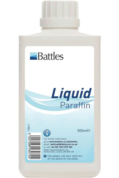 Battles Liquid Paraffin
