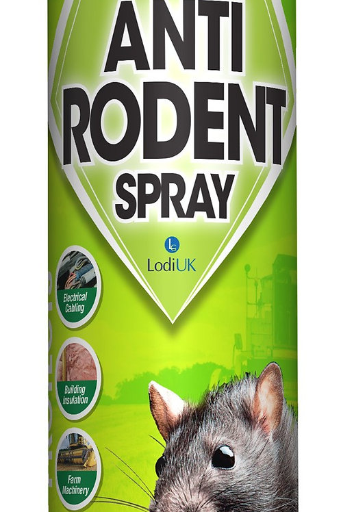 Anti-Rodent Spray