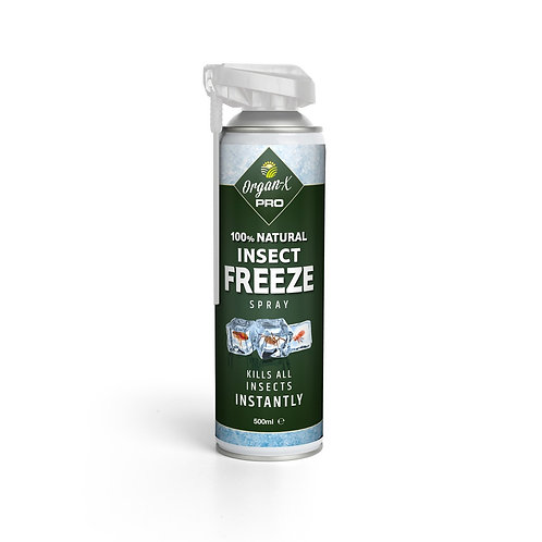Organ-X Pro Freeze Spray