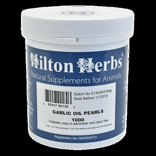 Hilton Herbs Garlic Oil Pearls