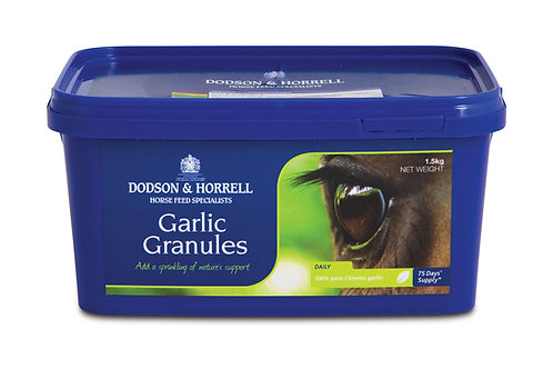 D&H Garlic Granules