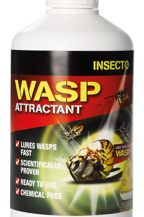 Insecto Wasp Attractant Bottle