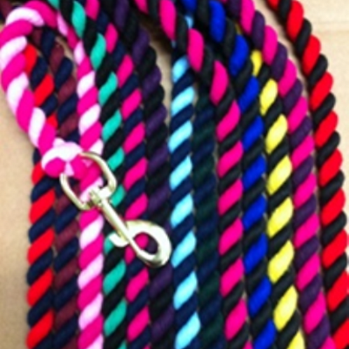 2 toned lead rope
