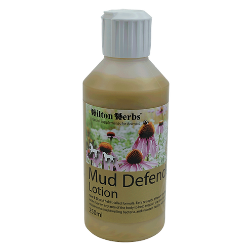Hilton Herbs Mud Defender Lotion