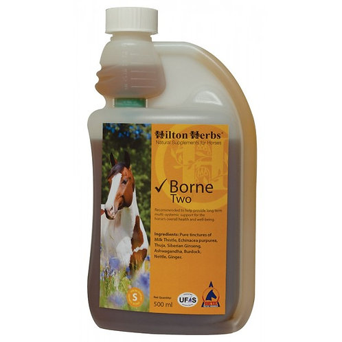 Hilton Herbs Borne Two