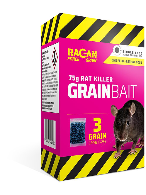 Racan Force Grain Sachets