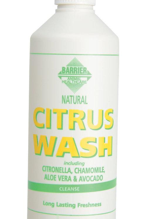 Barrier Citrus Wash